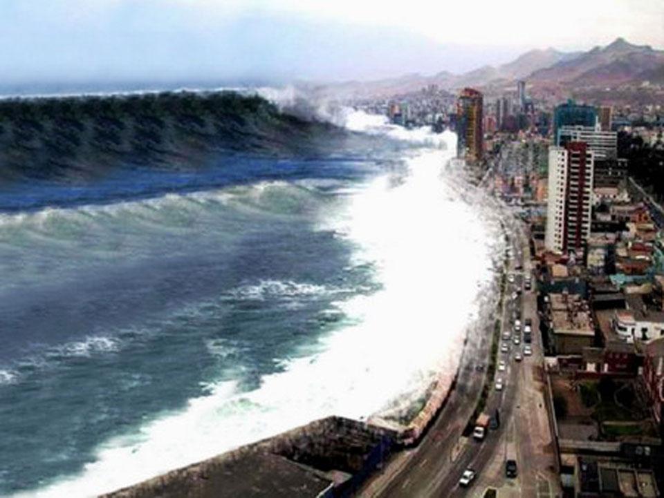 tsunami essays
